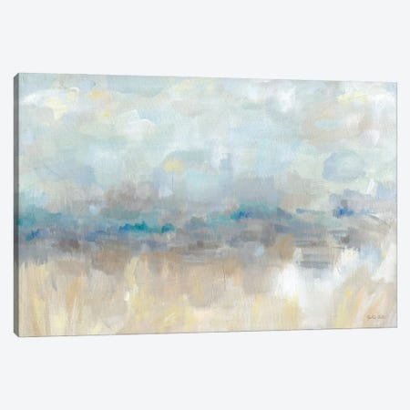Abstract Field Canvas Print #CYN252} by Cynthia Coulter Canvas Artwork