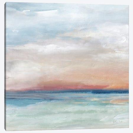 Serene Scene Bright I Canvas Print #CYN267} by Cynthia Coulter Canvas Art