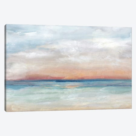 Serene Scene Bright landscape Canvas Print #CYN269} by Cynthia Coulter Canvas Print