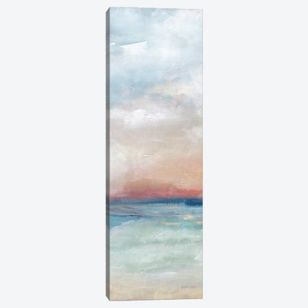Serene Scene Bright panel I Canvas Print #CYN270} by Cynthia Coulter Canvas Artwork