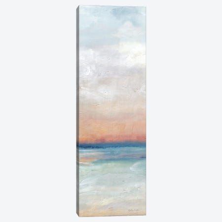 Serene Scene Bright panel II Canvas Print #CYN271} by Cynthia Coulter Canvas Art