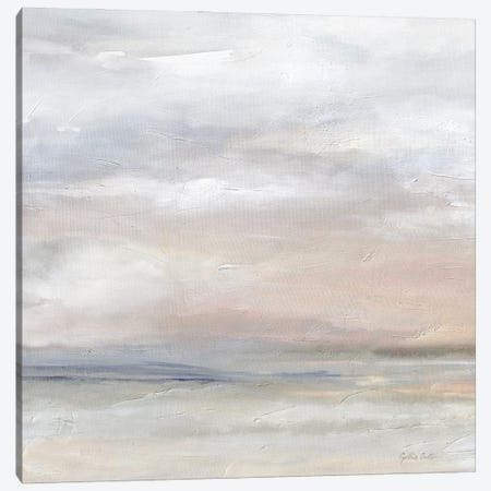 Serene Scene I Canvas Print #CYN272} by Cynthia Coulter Canvas Art