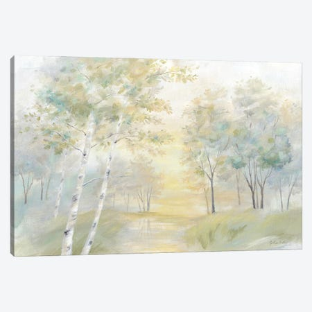 Sunny Glow Landscape Canvas Print #CYN293} by Cynthia Coulter Canvas Wall Art