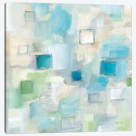 Grid Ensemble I Canvas Print #CYN30} by Cynthia Coulter Art Print