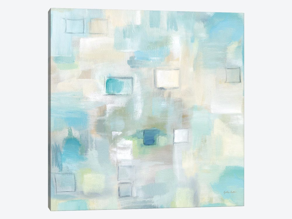 Grid Ensemble II by Cynthia Coulter 1-piece Canvas Art Print