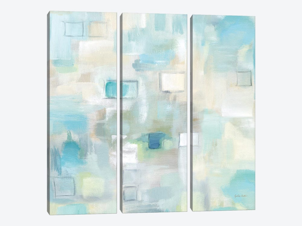 Grid Ensemble II by Cynthia Coulter 3-piece Canvas Print