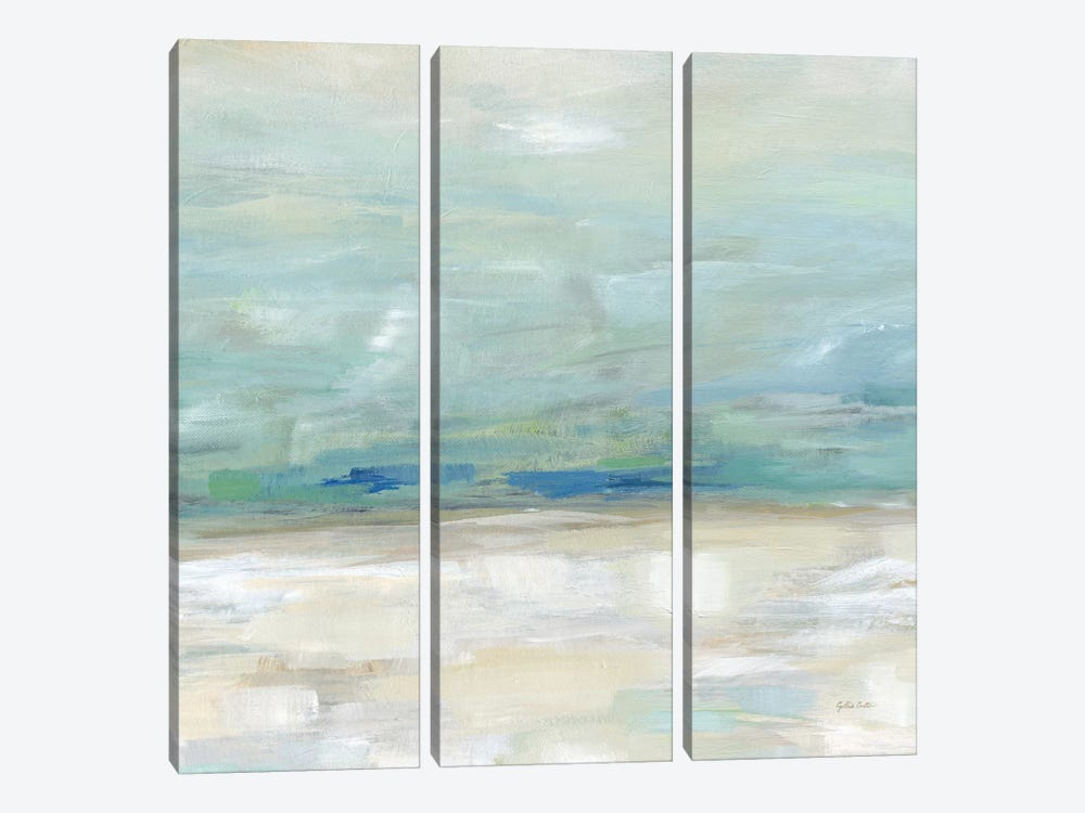 Skyline II by Cynthia Coulter 3-piece Canvas Wall Art