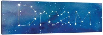 Star Sign Dream Canvas Art Print