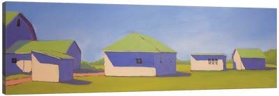 Sunny Outlook Canvas Print #CYO14