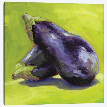 Aubergine Canvas Print #CYO31} by Carol Young Canvas Wall Art