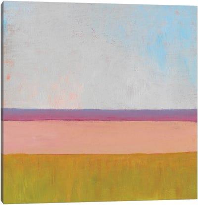 Beyond the Fields I Canvas Art Print