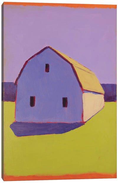 Bucolic Structure X Canvas Art Print