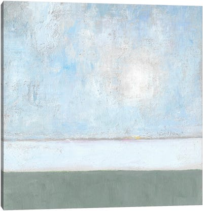 Seagrass Mist II Canvas Art Print