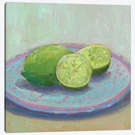 Still Citrus II Canvas Print #CYO46} by Carol Young Canvas Artwork
