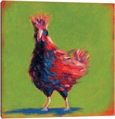 Proud Red I Canvas Art Print
