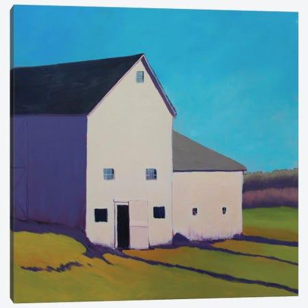 Purple Shade Canvas Print #CYO9} by Carol Young Canvas Print