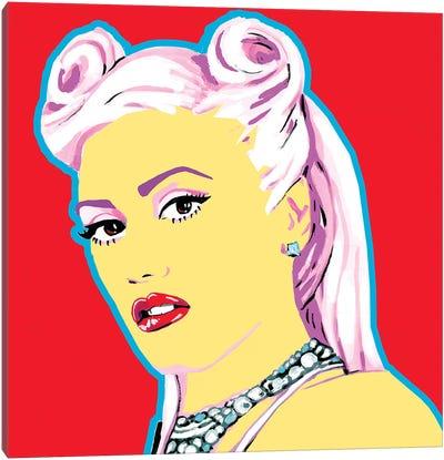 Gwen S Canvas Art Print