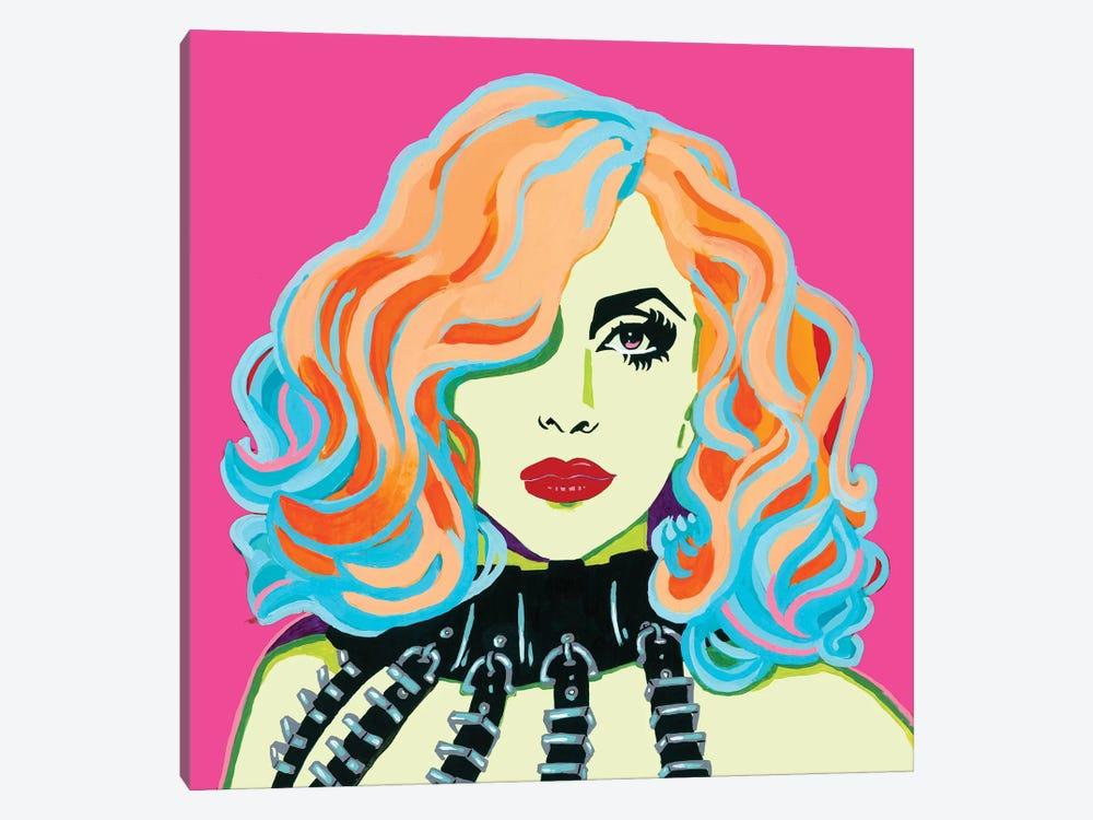 Lady Gaga by Corey Plumlee 1-piece Canvas Print