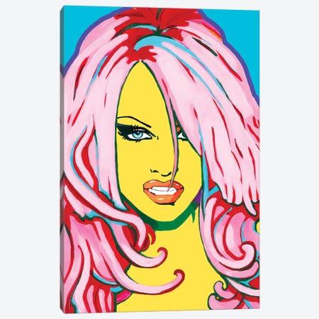 Pam  Canvas Print #CYP30} by Corey Plumlee Art Print