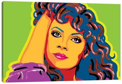 Susan Sarandon Canvas Art Print