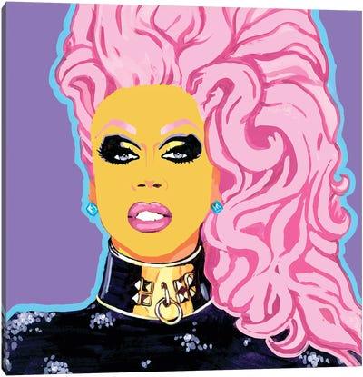 RuPaul Canvas Art Print