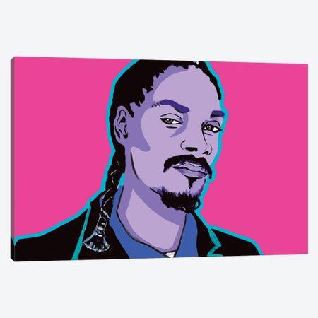 Snoop Canvas Print #CYP44} by Corey Plumlee Canvas Art Print