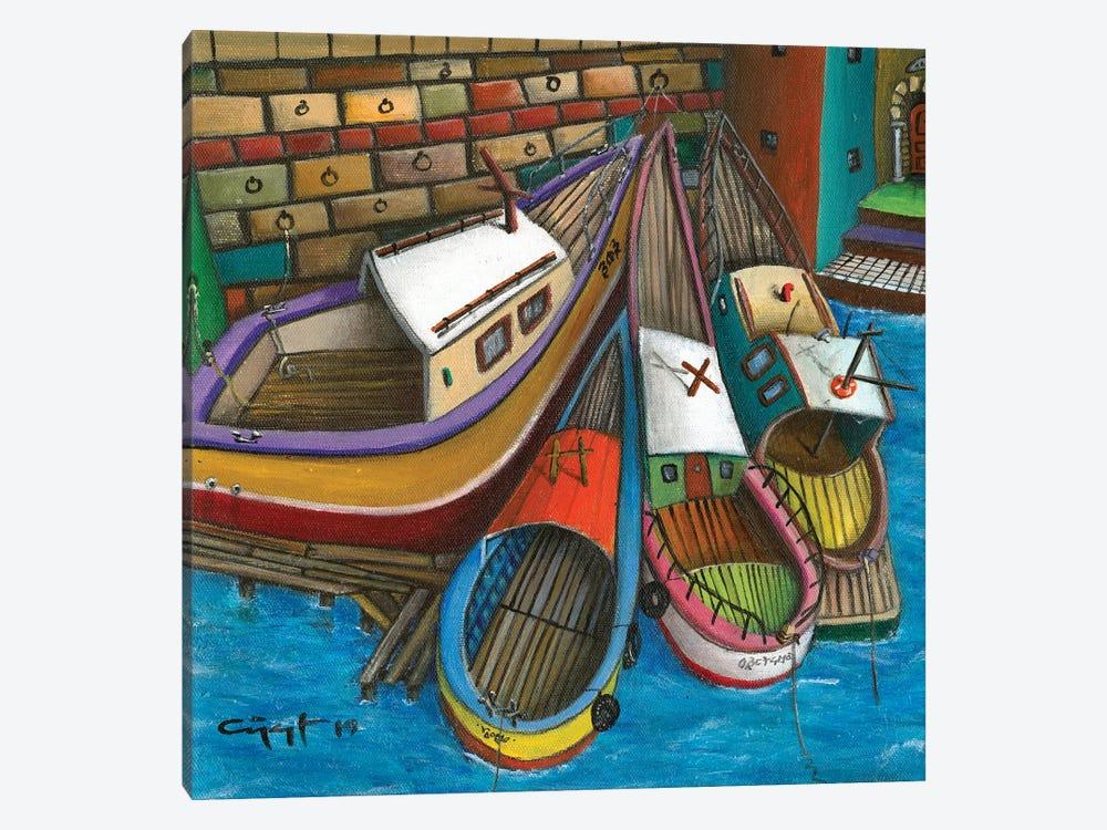 The Sluggard by Cüneyt Süer 1-piece Canvas Wall Art