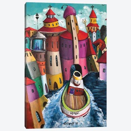 Heedlessness Canvas Print #CYS16} by Cüneyt Süer Canvas Art Print