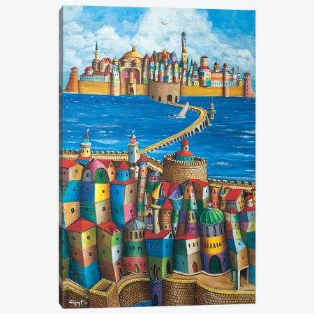 Contamporaneo Canvas Print #CYS1} by Cüneyt Süer Canvas Art