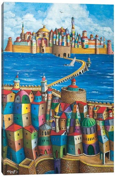 Contamporaneo Canvas Art Print