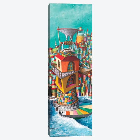 The Mine Canvas Print #CYS20} by Cüneyt Süer Art Print