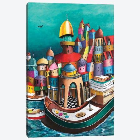 Mentore Canvas Print #CYS21} by Cüneyt Süer Art Print