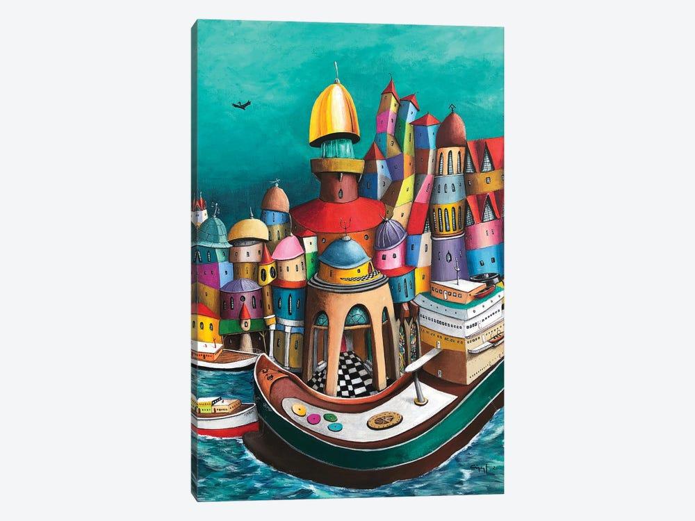 Mentore by Cüneyt Süer 1-piece Canvas Wall Art