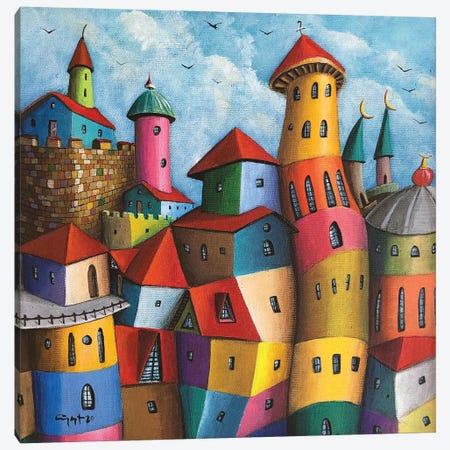 The Hoofer Canvas Print #CYS22} by Cüneyt Süer Canvas Art Print