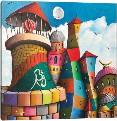 La Padrona Canvas Art Print