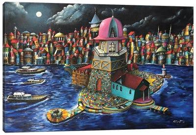 I Santi Canvas Art Print