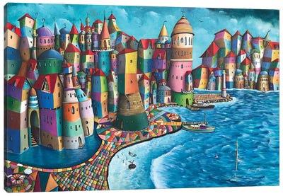 Marmorto Canvas Art Print