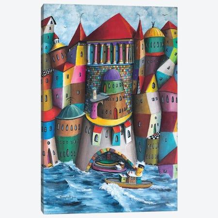 Protezione Speciale Canvas Print #CYS36} by Cüneyt Süer Art Print