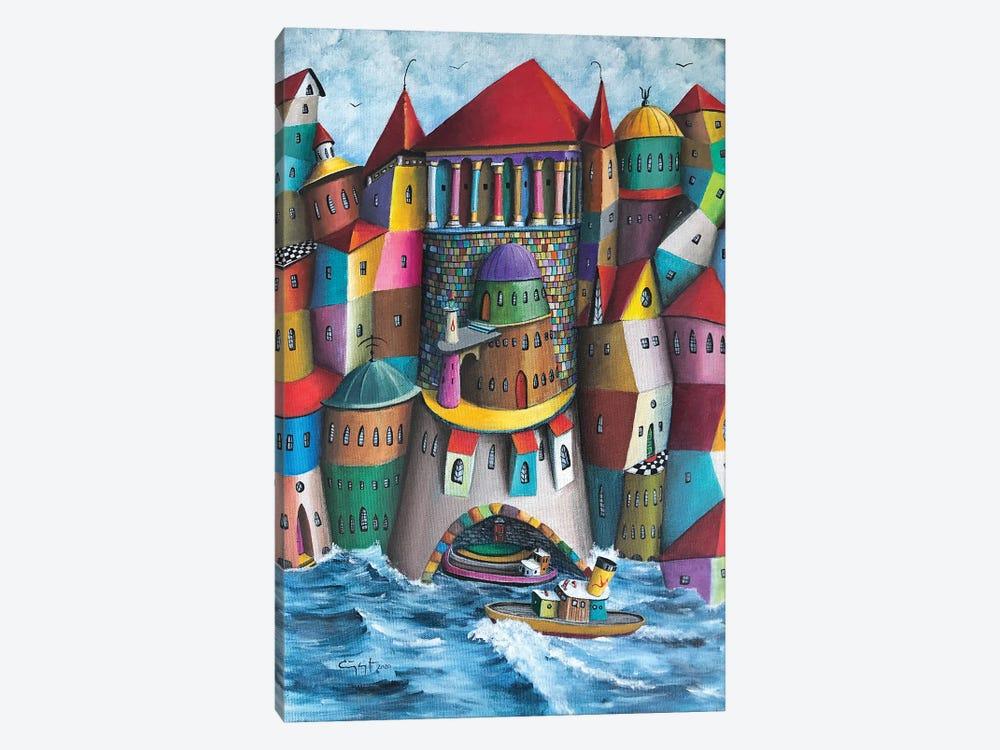 Protezione Speciale by Cüneyt Süer 1-piece Canvas Art