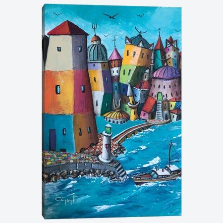 Grasping Canvas Print #CYS7} by Cüneyt Süer Art Print