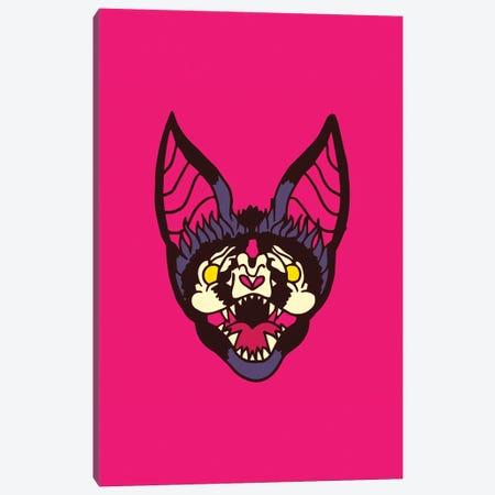 Bat Canvas Print #CZA112} by Nick Cocozza Canvas Print