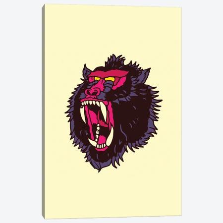 Mandrill Canvas Print #CZA115} by Nick Cocozza Canvas Art