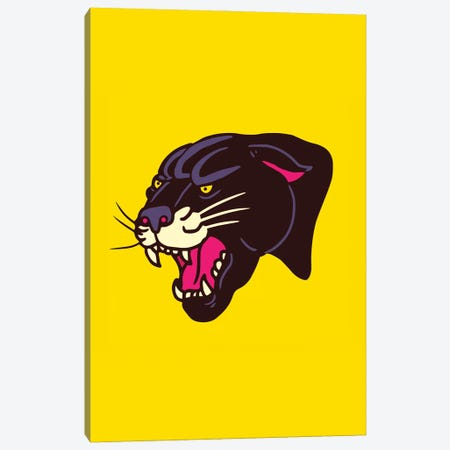Panther Canvas Print #CZA117} by Nick Cocozza Canvas Art