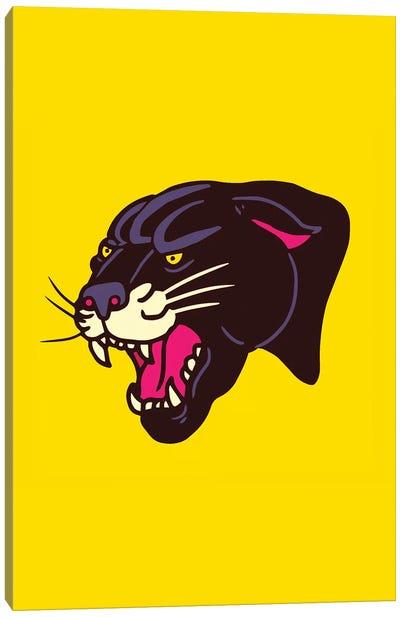 Panther Canvas Art Print