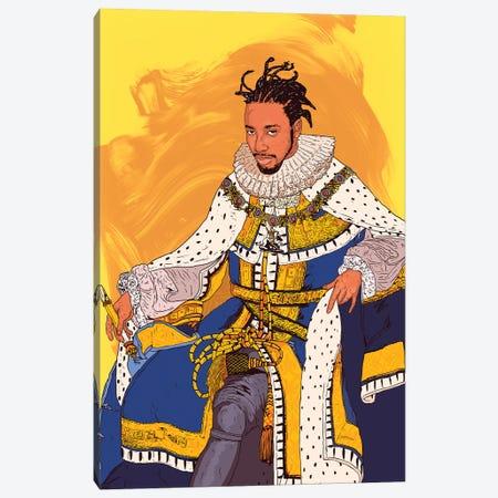 King ODB Canvas Print #CZA129} by Nick Cocozza Canvas Art