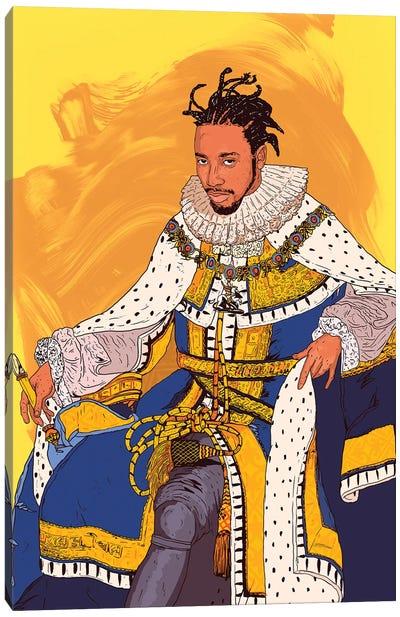 King ODB Canvas Art Print