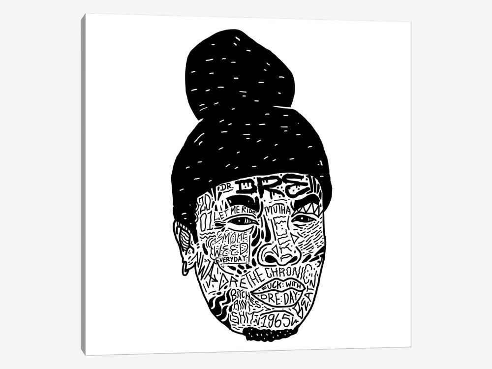 Dre by Nick Cocozza 1-piece Canvas Art Print