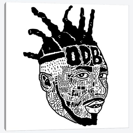 ODB Canvas Print #CZA34} by Nick Cocozza Canvas Print