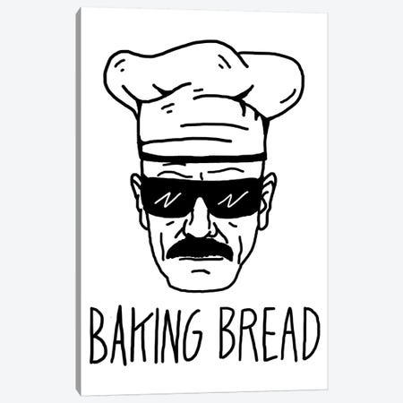 Baking Bread Canvas Print #CZA5} by Nick Cocozza Art Print