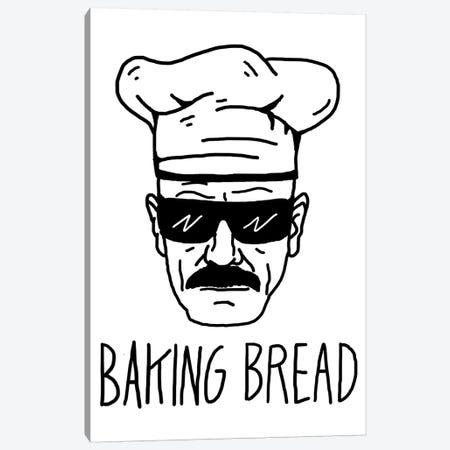 Baking Bread Canvas Print #CZA5} by Nick Cocozza Art Print